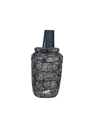 Cabinzero ADV Dry 11L V&A Waterproof Crossbody Bag in Night Floral Print
