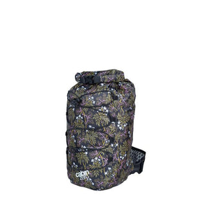 Cabinzero ADV Dry 11L V&A Waterproof Crossbody Bag in Night Floral Print 3