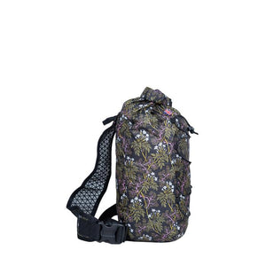 Cabinzero ADV Dry 11L V&A Waterproof Crossbody Bag in Night Floral Print 4