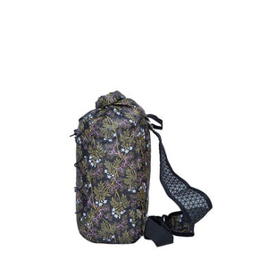 Cabinzero ADV Dry 11L V&A Waterproof Crossbody Bag in Night Floral Print 5