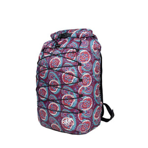 Cabinzero ADV Dry 30L V&A Waterproof Backpack in Paisley Print 3