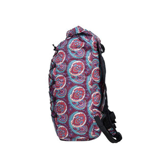 Cabinzero ADV Dry 30L V&A Waterproof Backpack in Paisley Print 4