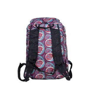 Cabinzero ADV Dry 30L V&A Waterproof Backpack in Paisley Print 5