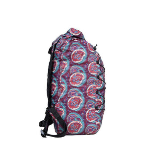 Cabinzero ADV Dry 30L V&A Waterproof Backpack in Paisley Print 6