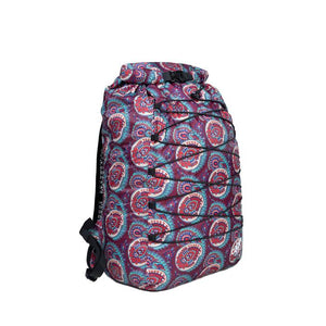 Cabinzero ADV Dry 30L V&A Waterproof Backpack in Paisley Print 7