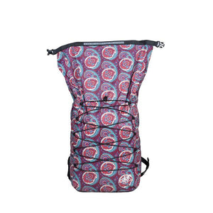 Cabinzero ADV Dry 30L V&A Waterproof Backpack in Paisley Print 8
