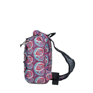 Cabinzero ADV Dry 11L V&A Waterproof Crossbody Bag in Paisley Print 4