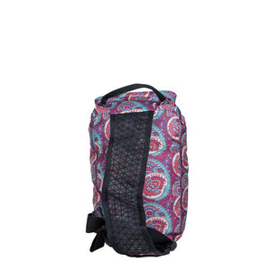 Cabinzero ADV Dry 11L V&A Waterproof Crossbody Bag in Paisley Print 6