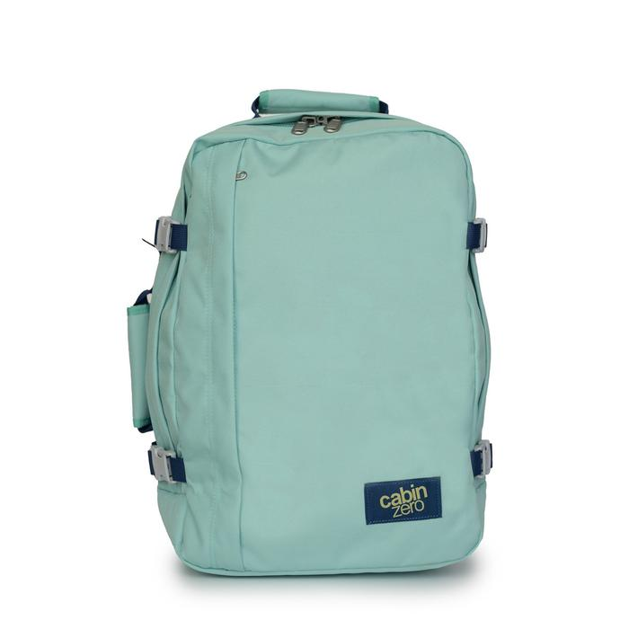 Cabinzero Classic 36L Ultra-Light Cabin Bag in Green Lagoon Color
