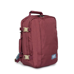 Cabinzero Classic 36L Ultra-Light Cabin Bag in Napa Wine Color 3