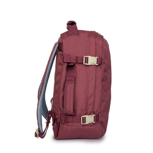 Cabinzero Classic 36L Ultra-Light Cabin Bag in Napa Wine Color 4