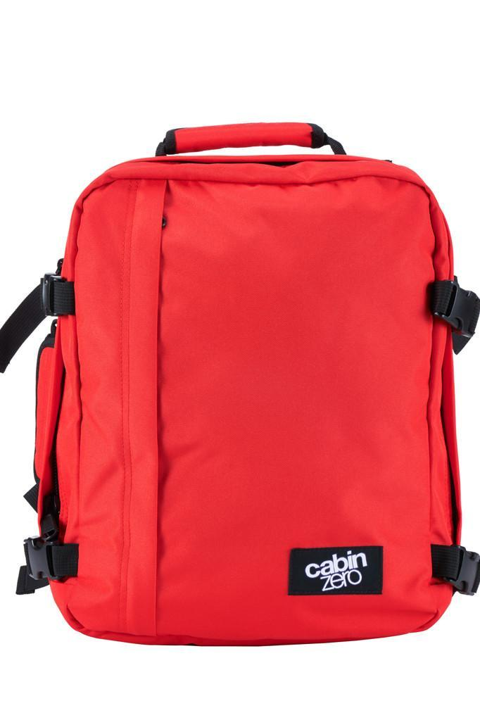 Cabinzero Classic Ultra-Light Cabin Bag in Mysore Red Color - This Is For Him