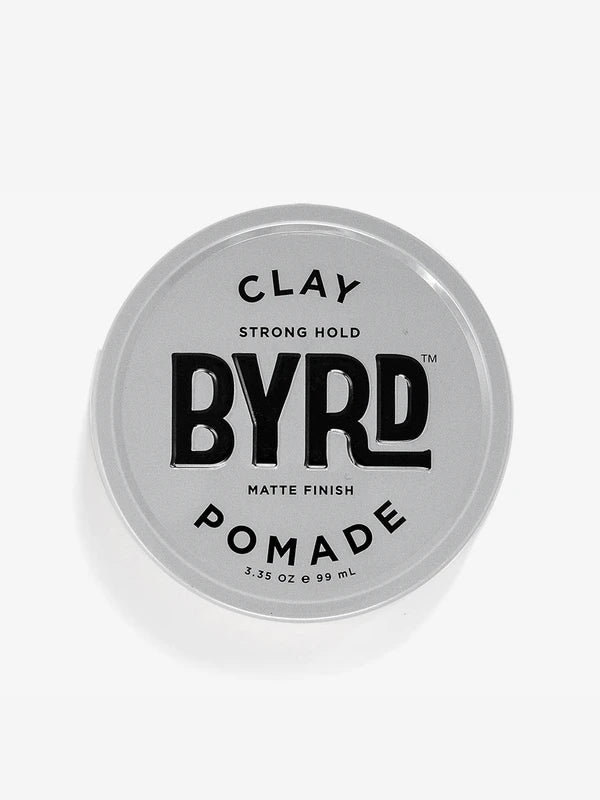 Byrd Clay Pomade (3.35 oz)