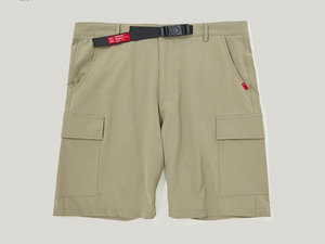 Shorts With Elastic Belt - This Is For Him