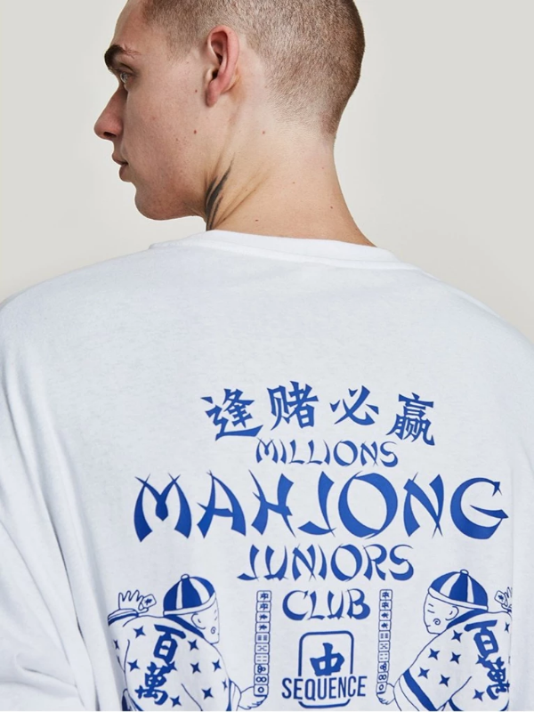 Million Mahjong Junior Club T-Shirt