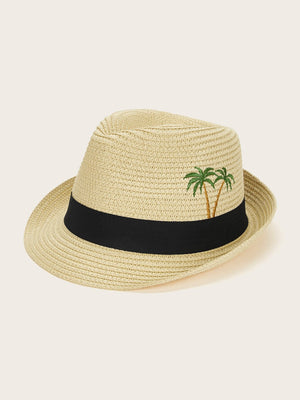 Coconut Tree Fedora