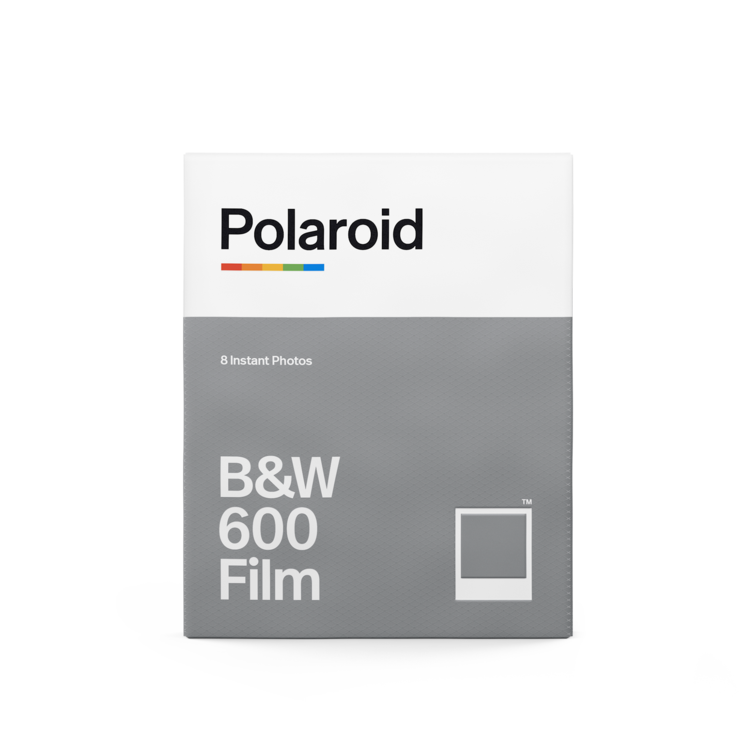 Polaroid B&W 600 Film