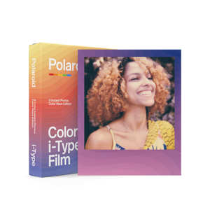 Polaroid Color i‑Type Film ‑ Color Wave Edition 2