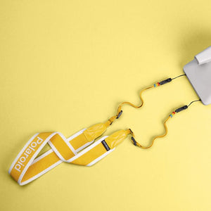 Polaroid Camera Strap ‑ Flat (Yellow) 3