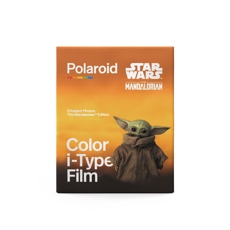Polaroid Color i‑Type Film ‑ The Mandalorian™