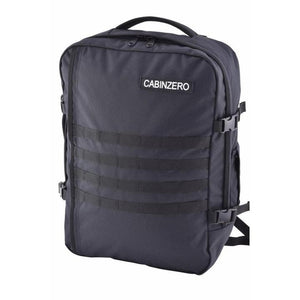 Cabinzero Military 44L in Military Black Color
