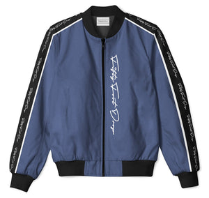 Fifty Foot Drop The Drop Navy Tracksuit Jacket