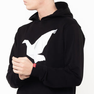 Defend Paris Origami Hood