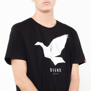 Defend Paris Origami Tee