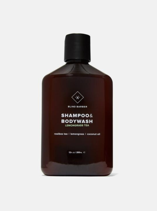 Blind Barber Shampoo + Bodywash Lemongrass Tea