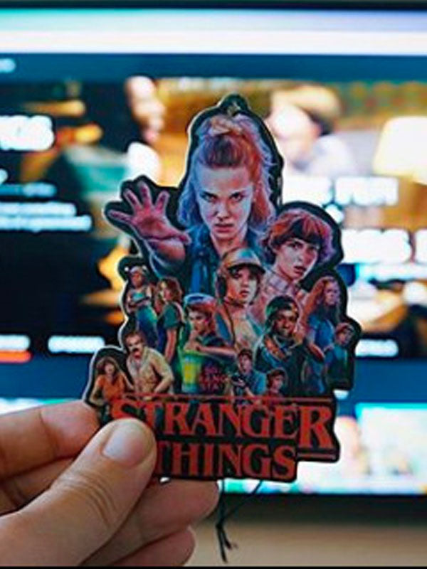 Stranger Things Air Freshener