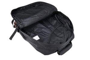Cabinzero Vintage 44L in Absolute Black Color