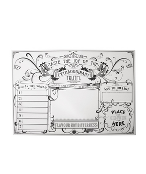 Truth Desk Pad