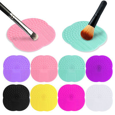 1 PC 8 Colors Silicone Cosmetic Make Up Brush - Proud Girl