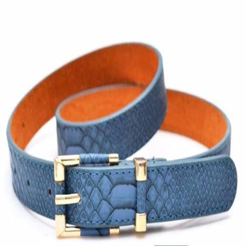 Women's  Genuine leather Belt - Proud Girl