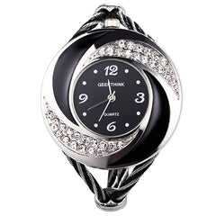Women's Design Metal Watch - Proud Girl