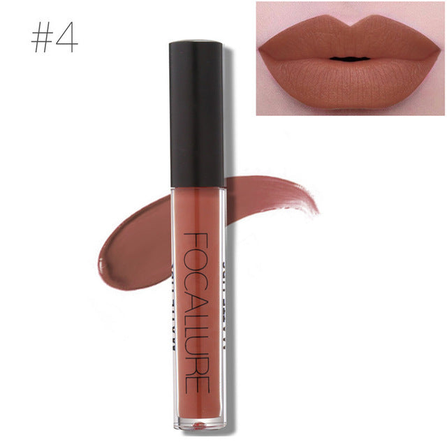 Lip Tint Cosmetic Waterproof Lipgloss - Proud Girl