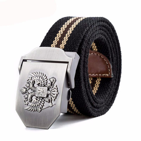 Women's Russian National Emblem Belt - Proud Girl