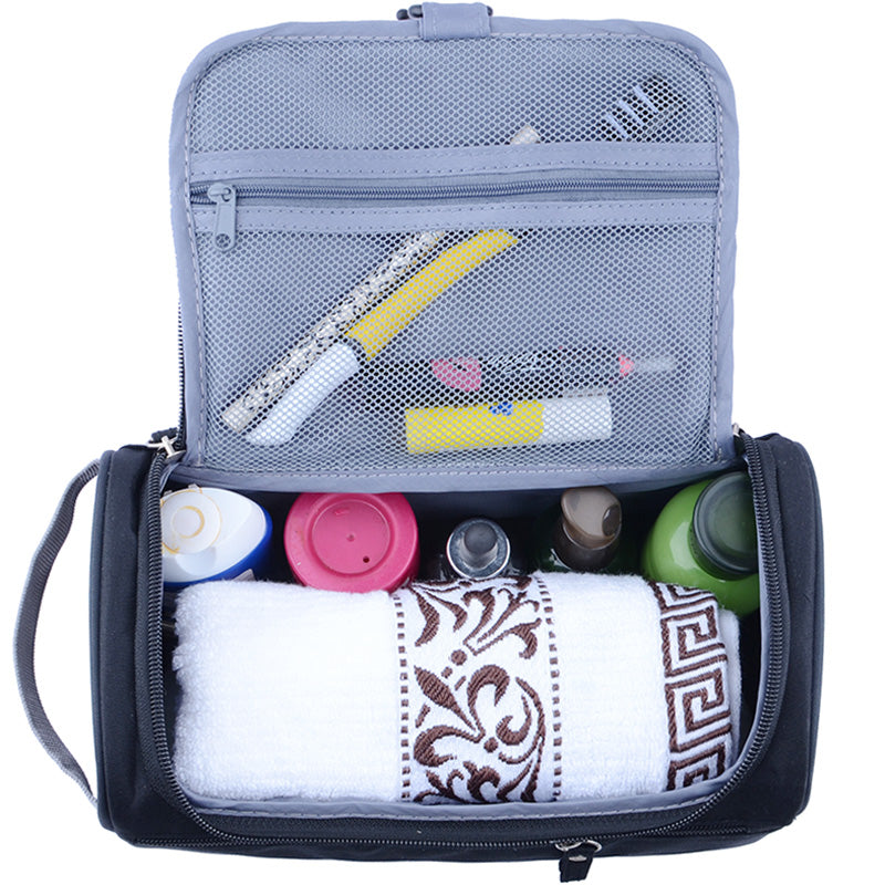 Large Waterproof Makeup Bag - Proud Girl