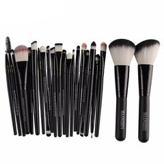 22Pcs Cosmetic Make up Brushes - Proud Girl