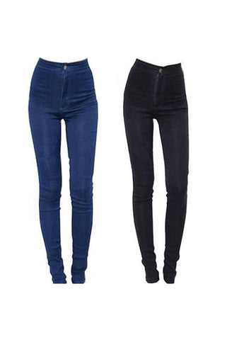 Women's Fashion Jeans - Proud Girl