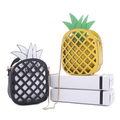 Women's Lovely Pineapple Mini Purse - Proud Girl
