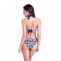 Print Floral Women's Swimsuit - Proud Girl