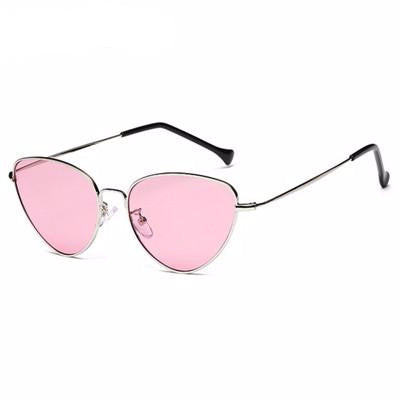 Women's Tinted Color Lens Sunglasses - Proud Girl