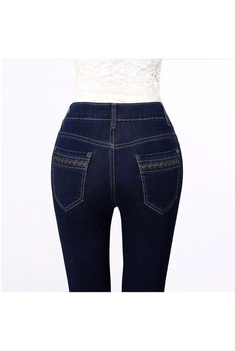 Women's Jeans Large Size - Proud Girl