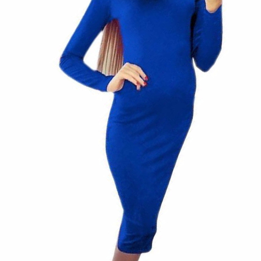 Knee Length Midi Dress - Proud Girl