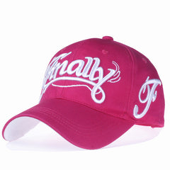100% Cotton Women's Cap - Proud Girl