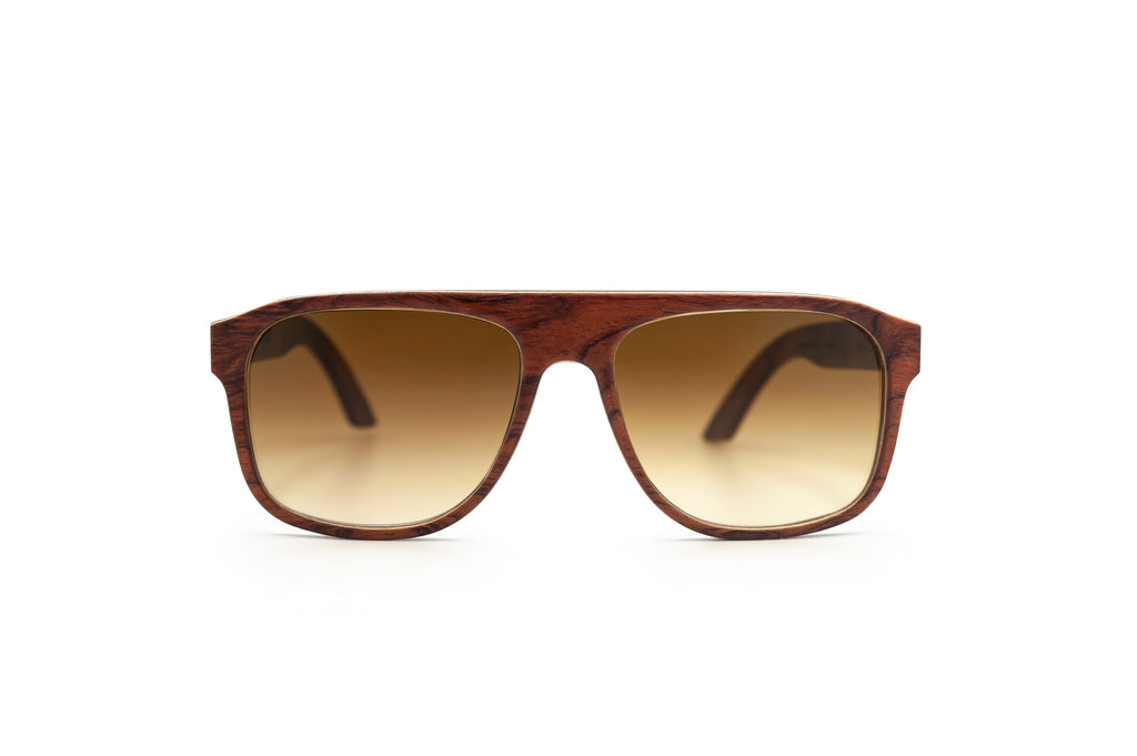 IAPETUS Bubinga Men Sunglasses