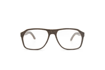 RAPHAEL Silver Oak Unisex Custom Prescription Eyewear