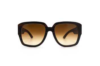 Agnus Black Square Eyewear