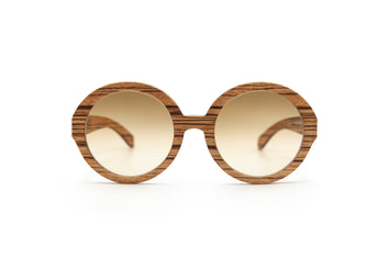 Holy O Zebrano Sunglasses